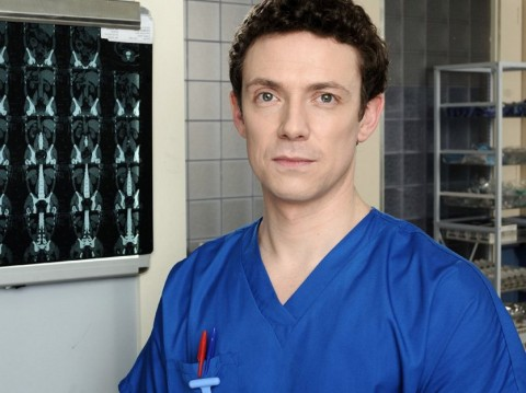 michael thomson- holby web