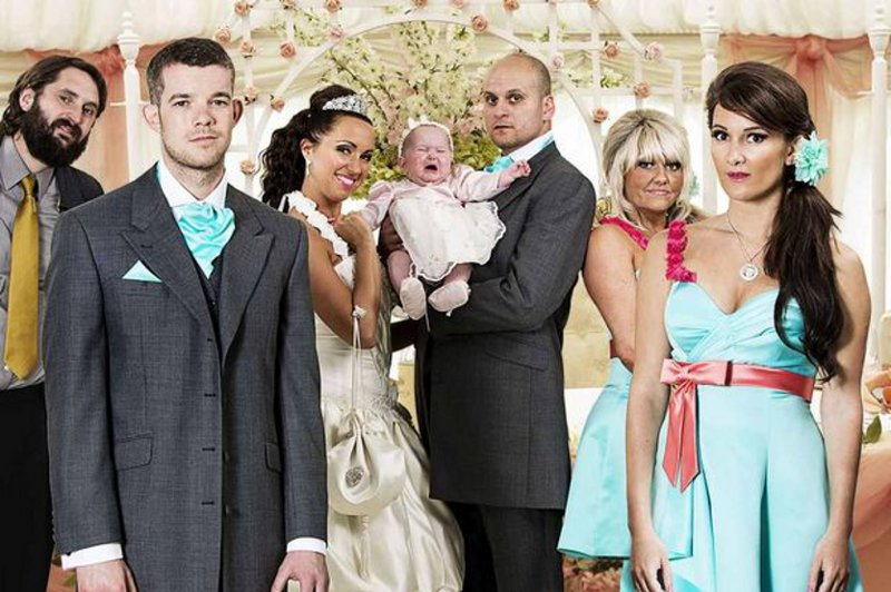 Camille Coduri 'Him & Her' wedding web