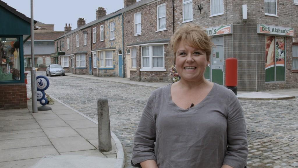 Wendi Peters - Coronation Street web